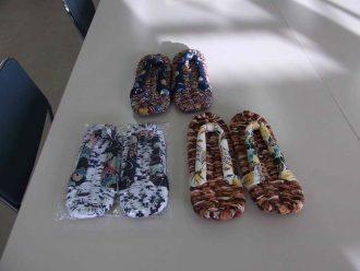 布草履の製作