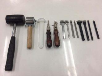 革製品製作工具